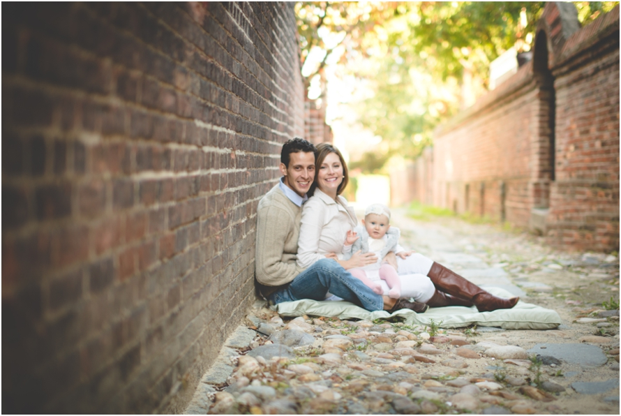 Autumn Love Northern Virginia Family Photographer Beth