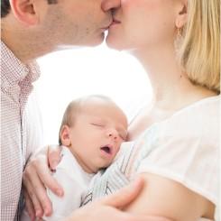 4 Weeks New | Washington DC Newborn Photographer | Bethadilly Photography